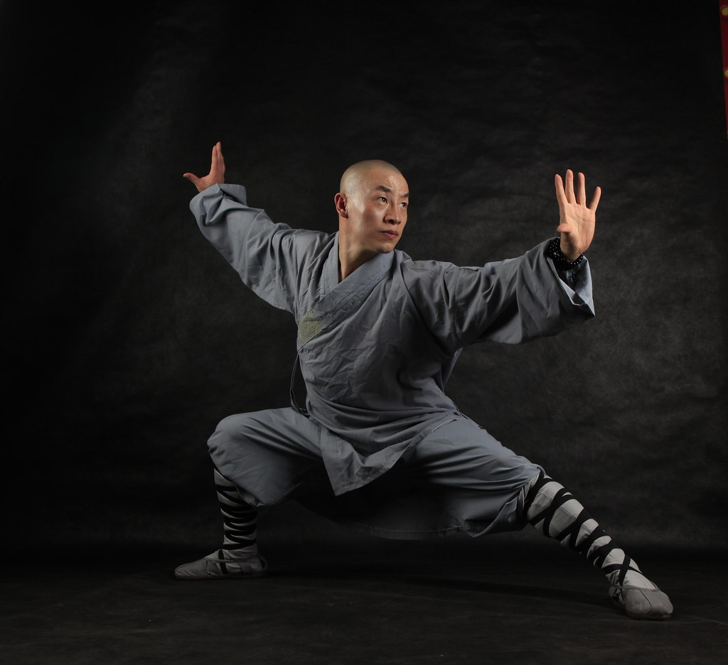 how to become a qigong master