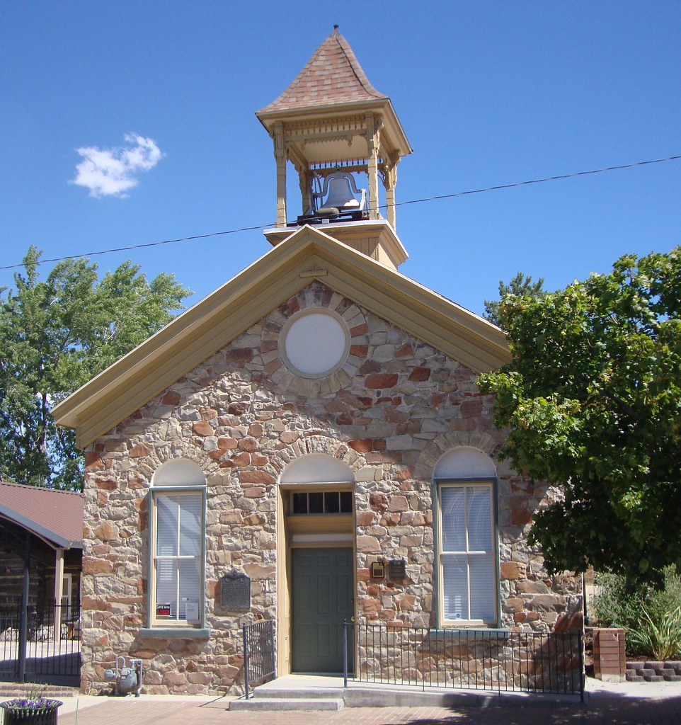 Foyer Museum Utah : Old tooele county courthouse utah this small