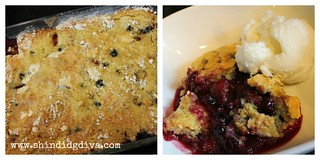 Berry Cobbler Collage 2 | by larry_odebrecht