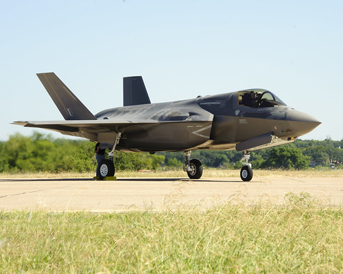 First UK F-35 Delivery Ceremony | by Lockheed Martin