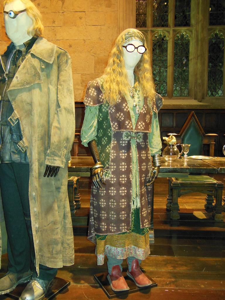 sybill trelawney costume dielaney flickr