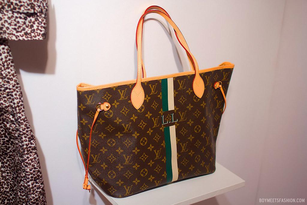 Cruise 2012 Collection of Louis Vuitton