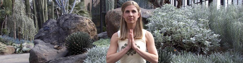 YogaSing Yoga stretch