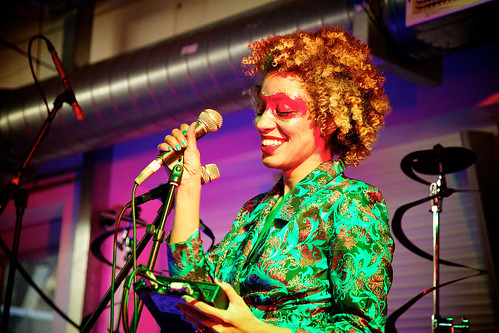 Martina Topley-Bird performing in Brick Lane, 2010 ©Aurelien Guichard/ROH 2012 | by Royal Opera House Covent Garden