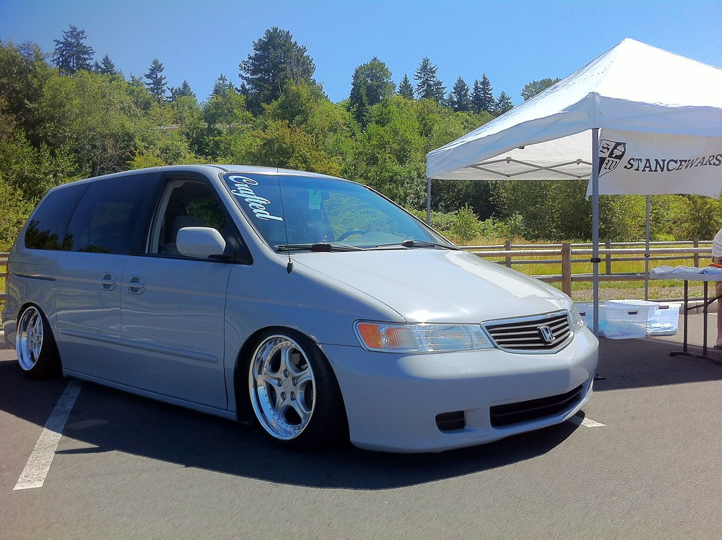 Bagged Honda Odyssey Stancewars | nandrosa | Flickr