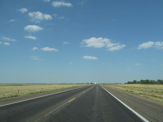 Kansas State Highway 156 | by Dougtone