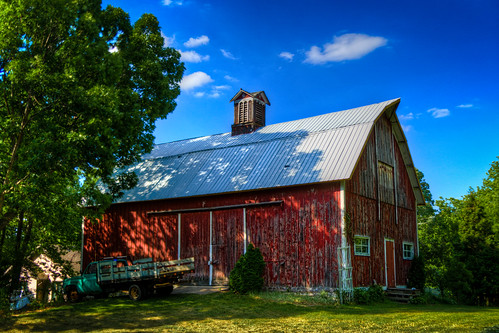 The Old Red Barn | by Ian Aberle