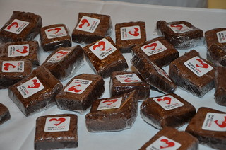 Brownies at Bloomingdale's | by God's Love We Deliver