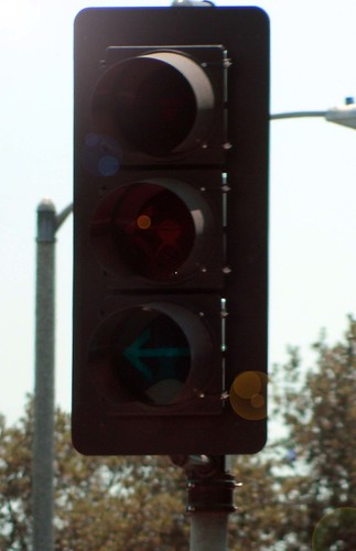McCain PV Left turn signal | by Traffic signal Guy 17