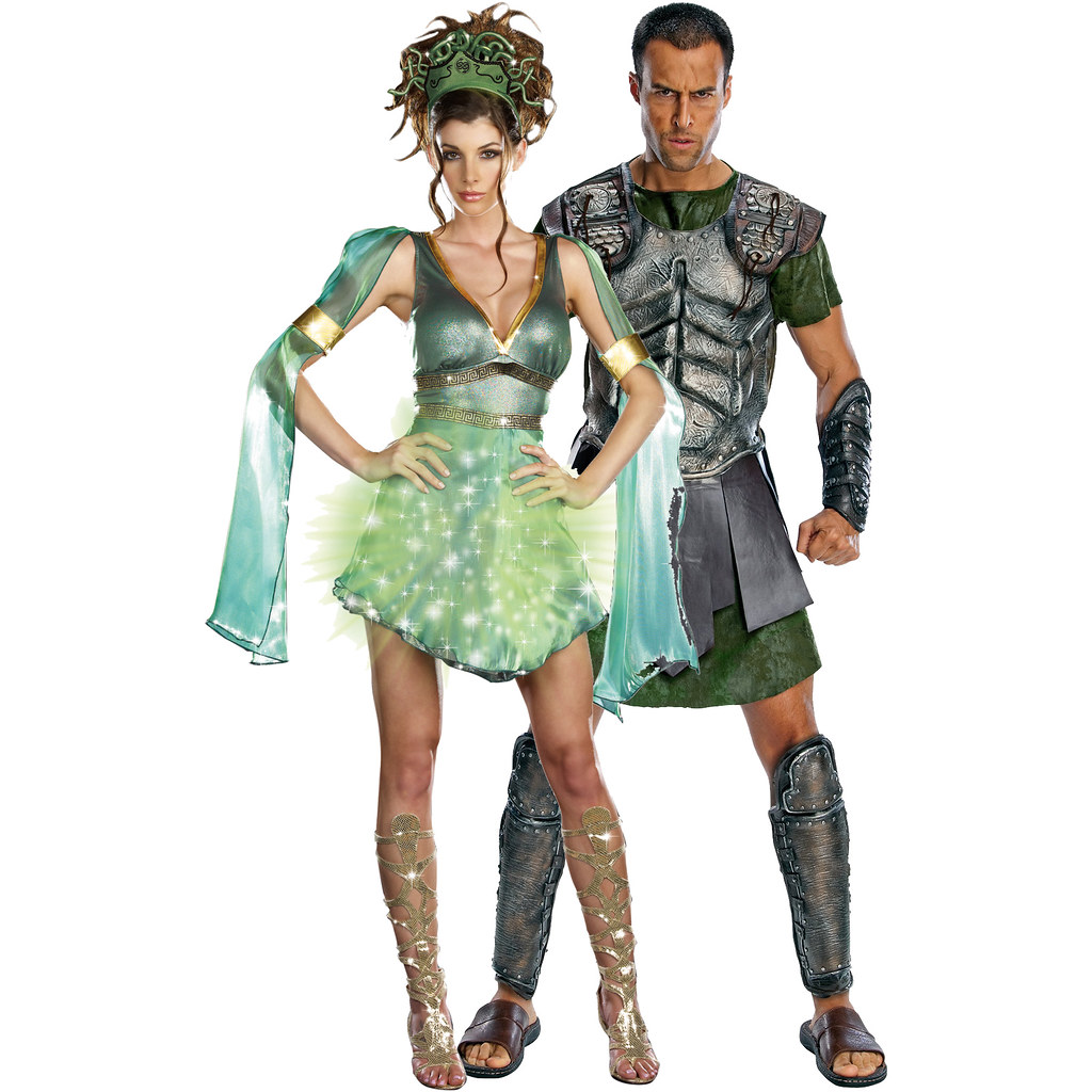 Perseus-And-Medusa-Clash-Of-The-Titans-Sexy-Couples-Costum -6356