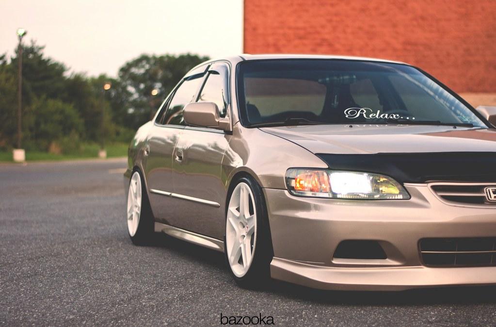 1999 Honda Accord Slammed Autos Post