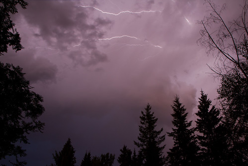 Lightning - Prince George BC | by Dan Stanyer (Northern Pixel)
