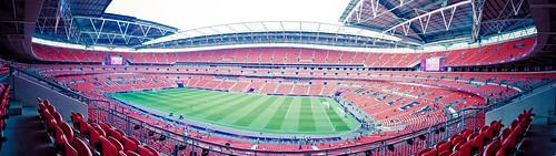 Wembley Stadium / August 2012
