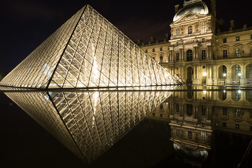 Louvre Pyramid | by Guy Lejeune