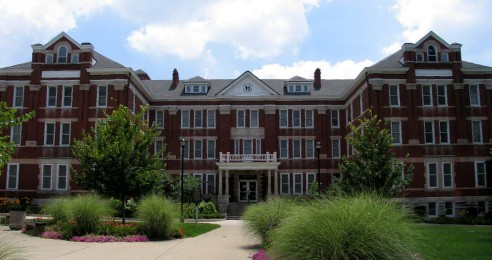 Patterson Hall Patterson Hall Is Located On North Campus