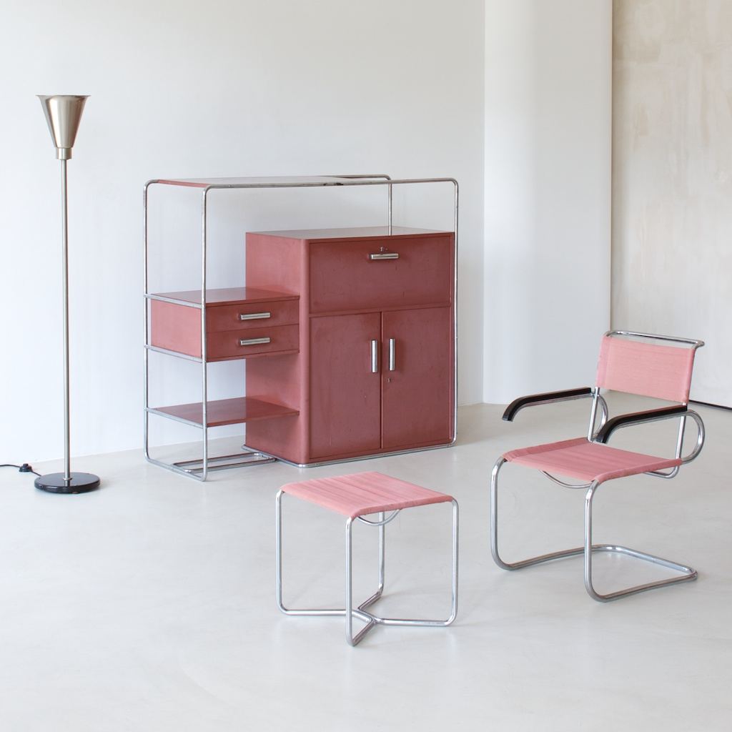 Bauhaus Interiors Original Bauhaus Interior  Bauhaus Cabinet Ref 02113 Style…  Flickr