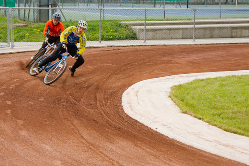 Cycle Speedway - BCTG Elite League - Sheffield v Leicester | by Jon Pinder