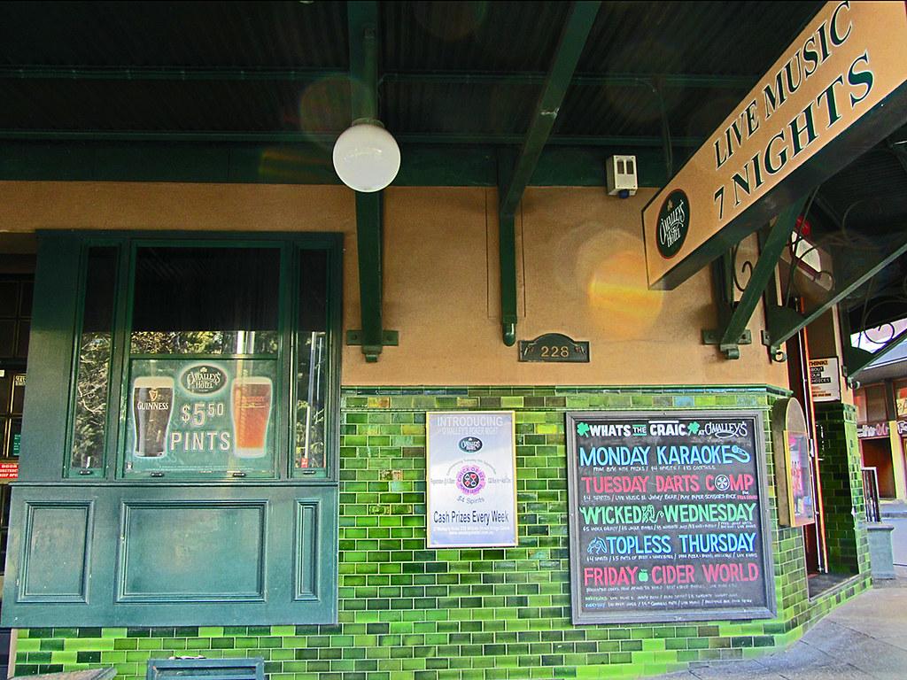 O Malley S Pub Hells Kitchen