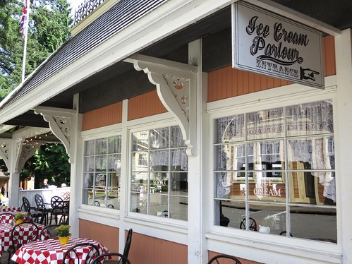 Ice Cream Parlour, Burnaby Village Museum | by Ruth and Dave