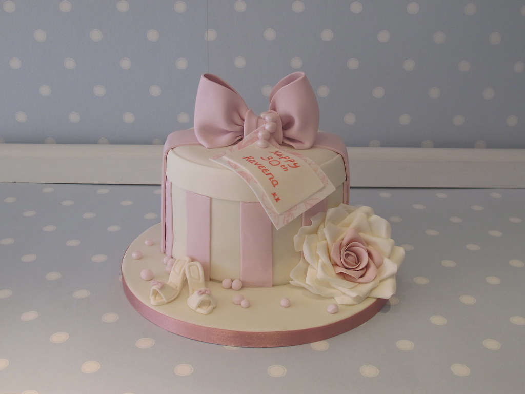 Hat Box Cake Company