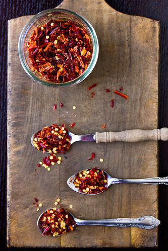 DIY Crushed Red Pepper | by TheBrewer&TheBaker