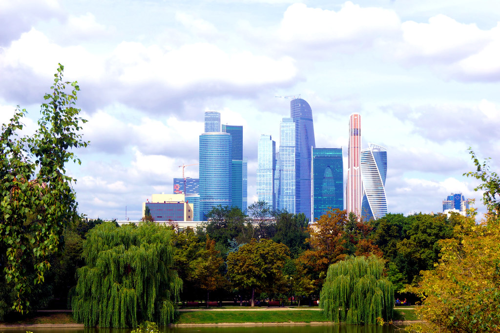 Moscow City Center