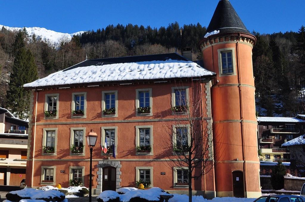 Ch teau de randens actuelle mairie beaufort sur doron s - Beaufort sur doron office du tourisme ...