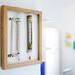 DIY Thermometer Art