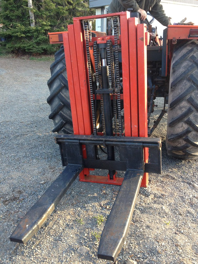 3 Point Hitch Forklift Attachment : Point hitch fork lift attachment morengair
