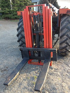 3 Point Hitch Fork Lift - 0425