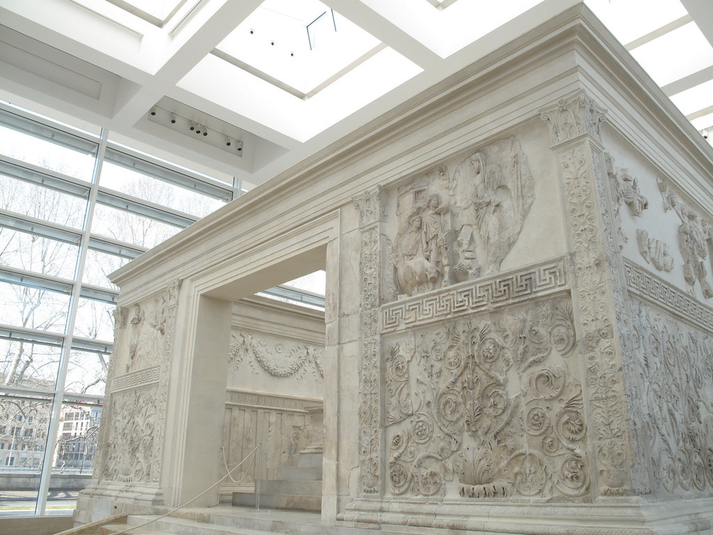 A study of the ara pacis