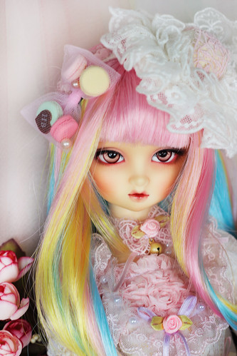 10 things about Rhea [volks four sisters] | by Eccentric Romance