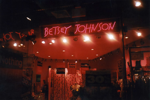 Betsey Johnson | by Nick Leonard