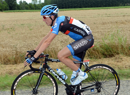 Dan Martin - Tour de France, 2012 - stage 18 | by Team Garmin-Sharp