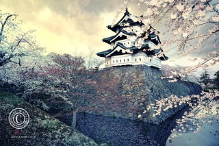 Hirosaki Jo Japan. (Hirosaki Japan). © Glenn Waters. Over 2,000 visits to this photo. | by Glenn Waters ぐれんin Japan.