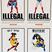 The Ramp Gallery: Illegal Super Heroes
