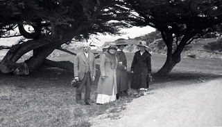 Visiting the Monterey Area, 1920 | by katmulkey