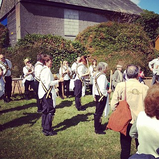 Morris Dancers in Tywardreath | by *Tom*