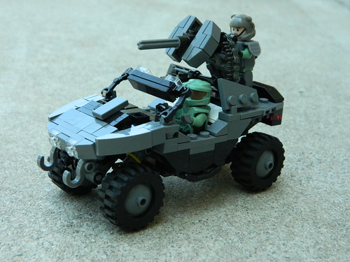 M12 Force Application Vehicle | by TheBrickRepuplic.