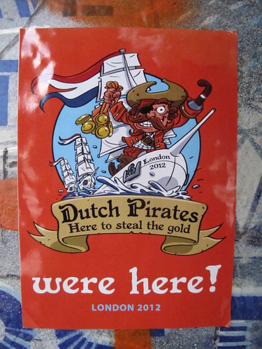 Dutch Pirates here to steal the gold! | by duncan