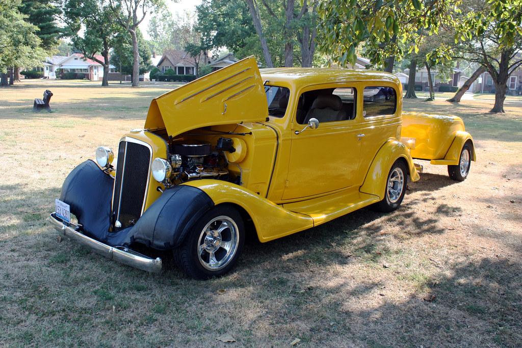 1934 chevrolet 2 door sedan street rod 2 of 6 for 1934 chevrolet 2 door sedan