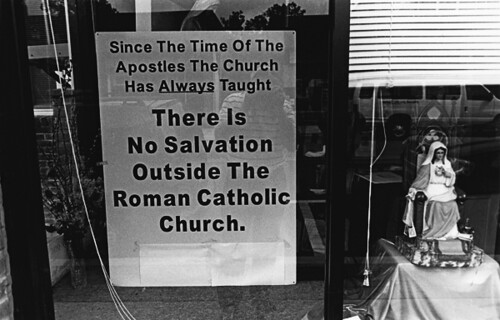 Image result for Photo Outside the Church there is no salvation