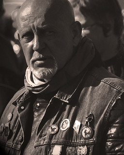 New Brighton Biker. Taken at the 2012 Wirral Egg Run. | by The world as eye see it. over 2.5 million views.