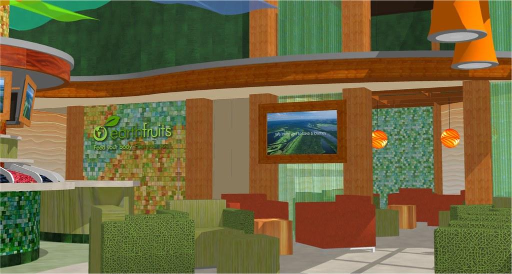interior design | café design | green café design | frozen… | flickr
