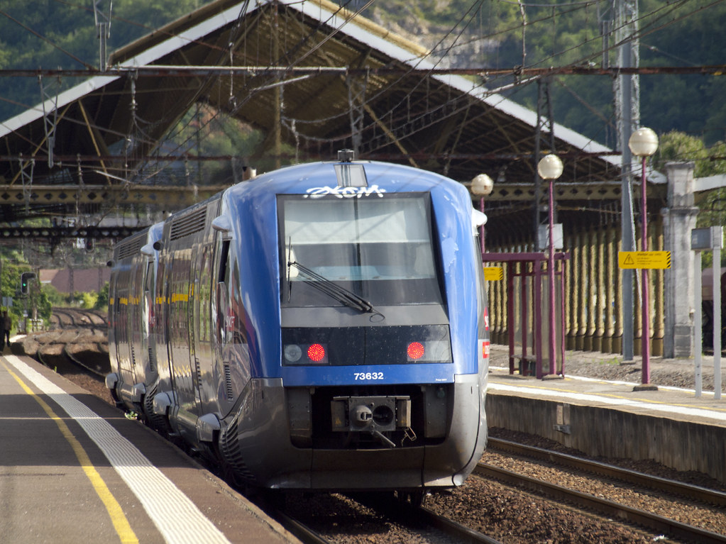 Cahors ter 71617 brive la g toulouse for Ter toulouse