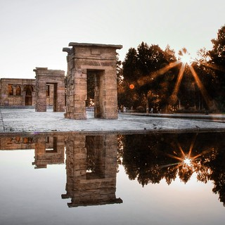 Further Meditation at Templo de Debod | by PCsAHoot - Dipping toes in...