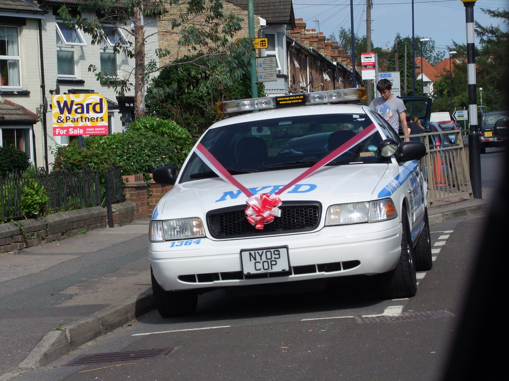 Nypd New Cop Cars