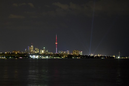 Toronto Skyline View  from Humber Bay Park | by Geee Kay