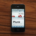 Plunk Mobile Page
