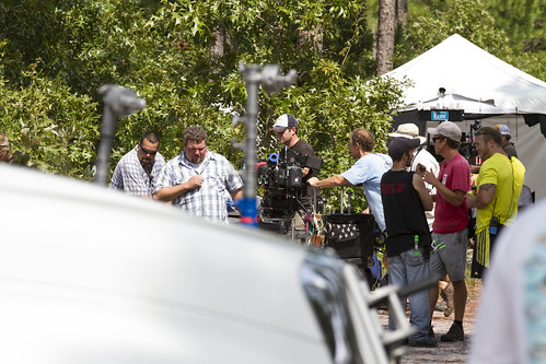 Revolution Filming at Smith Creek Park 008 | by New Hanover County, NC